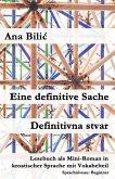 Eine definitive Sache / Definitivna stvar (eBook, ePUB)