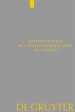 Baden-Württemberg, Berlin, Brandenburg, Bremen, Hamburg, Hessen, Mecklenburg-Vorpommern, Niedersachsen, Saarland, Sachsen, Sachsen-Anhalt, Schleswig-Holstein, Thüringen (eBook, PDF)
