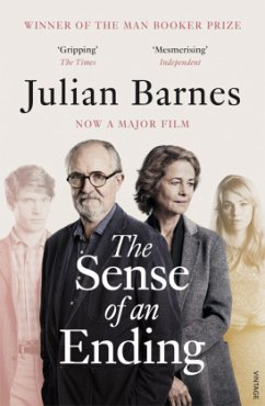 The Sense of an Ending. Film Tie-In - Barnes, Julian