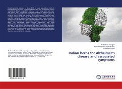 Indian herbs for Alzheimer's disease and associated symptoms