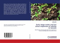 Early stage water and ion stress responses of s...