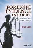 Forensic Evidence in Court (eBook, PDF)