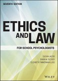 Ethics and Law for School Psychologists (eBook, PDF)
