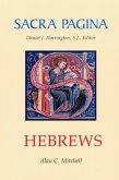 Sacra Pagina: Hebrews (eBook, ePUB)
