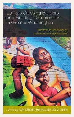 Latinas Crossing Borders and Building Communities in Greater Washington (eBook, ePUB)
