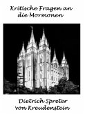 Kritische Fragen an die Mormonen (eBook, ePUB)