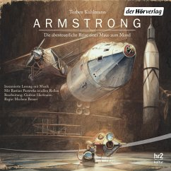 Armstrong (MP3-Download) - Kuhlmann, Torben
