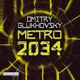 Metro 2034 / Metro Bd.2 (MP3-Download)