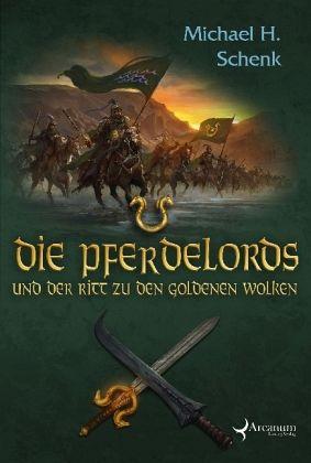 Buch-Reihe Die Pferdelords
