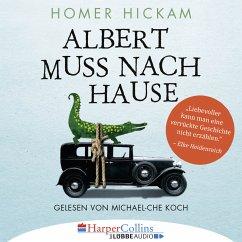 Albert muss nach Hause (MP3-Download) - Hickam, Homer