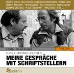 Meine Gespräche mit Schriftstellern 1974 - 1977 (MP3-Download)