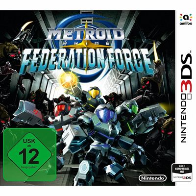 Metroid Prime: Federation Force (Download)