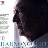 Nikolaus Harnoncourt - The Complete Sony Recording