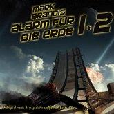 Alarm für die Erde / Weltraumpartisanen Bd.17-18 (MP3-Download)