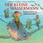 Der kleine Wassermann - Sommerfest im Mühlenweiher (MP3-Download)