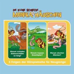 Die kleine Schnecke Monika Häuschen - Hörspielb...