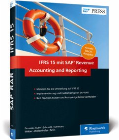 IFRS 15 mit SAP Revenue Accounting and Reporting