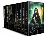 Urban Mythic: ELEVEN Novels of Adventure and Romance, featuring Norse and Greek Gods, Demons and Djinn, Angels, Fairies, Vampires, and Werewolves in the Modern World (eBook, ePUB)