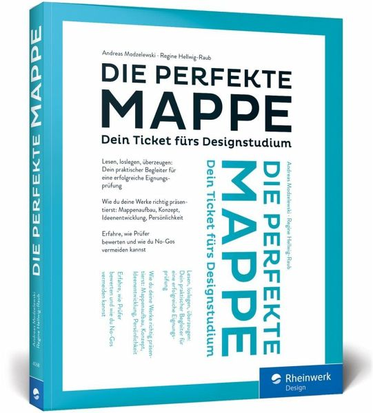 Die perfekte Mappe von Andreas Modzelewski; Regine Hellwig-Raub ...