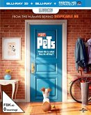 Pets - 2 Disc Bluray