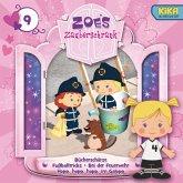 Bücherschätze, Fußballtricks, Feuerwehr, Im Galopp / Zoés Zauberschrank Bd.9 (MP3-Download)