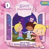 Eule mit Beule, Regenbogenrätsel , Schatz Ahoi!, Die Farbe Rosa / Zoés Zauberschrank Bd.1 (MP3-Download)