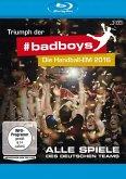 Triumph der #badboys - Ein Handball-Wintermärchen Bluray Box