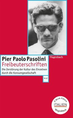 Freibeuterschriften (eBook, ePUB) - Pasolini, Pier Paolo