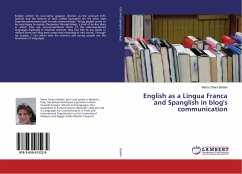 English as a Lingua Franca and Spanglish in blog's communication