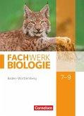 Fachwerk Biologie 7.-9. Schuljahr - Baden-Württemberg - Schülerbuch