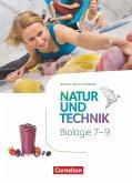Natur und Technik 7.-9. Schuljahr - Biologie - Baden-Württemberg - Schülerbuch