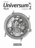 Universum Physik - Gymnasium Band 1 - Ausgabe A - Lösungen