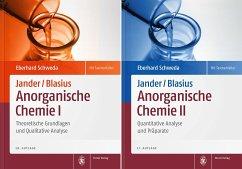 Package: Jander/Blasius, Anorganische Chemie 1+2 - Schweda, Eberhard