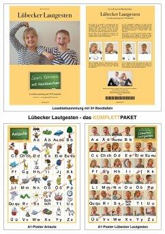 Lübecker Lautgesten - Das Komplettpaket - Kossak, Reinhard