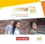 A1 - Audio-CDs zum Schülerbuch / Prima plus - DaZ für Jugendliche, Leben in Deutschland
