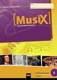 MusiX 3. Schülerarbeitsheft (Ausgabe Bayern)