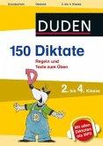 150 Diktate 2. bis 4. Klasse (Mängelexemplar)