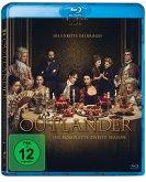 Outlander - Die komplette zweite Season (4 Blu-rays)