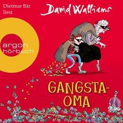 Gangsta-Oma (Ungekürzte Lesung mit Musik) (MP3-Download) - Walliams, David