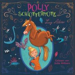Polly Schlottermotz Bd.1 (MP3-Download) - Astner, Lucy