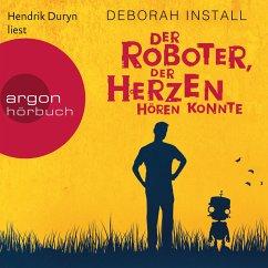 Der Roboter, der Herzen hören konnte (Autorisierte Lesefassung) (MP3-Download) - Install, Deborah