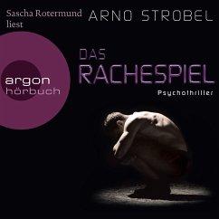 Das Rachespiel (Ungekürzte Lesung) (MP3-Download) - Strobel, Arno