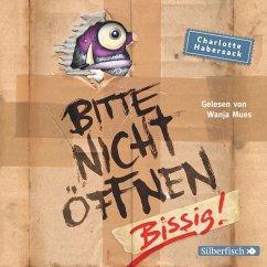 Bissig! / Bitte nicht öffnen Bd.1 (MP3-Download) - Habersack, Charlotte