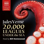 20.000 Leagues Under the Sea, 15 Audio-CD