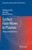 Surface Flute Waves in Plasmas