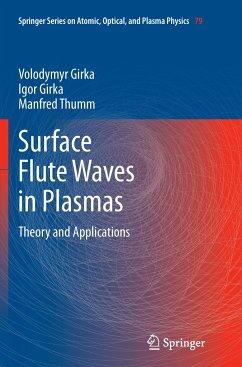 Surface Flute Waves in Plasmas - Girka, Volodymyr; Girka, Igor; Thumm, Manfred