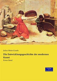 Die Entwicklungsgeschichte der modernen Kunst