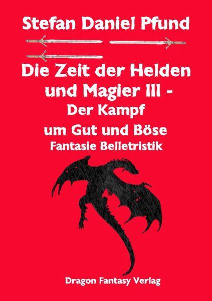 Buch-Reihe Die Zeit der Helden und Magier