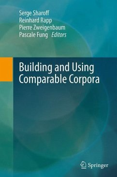 Building and Using Comparable Corpora