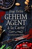 Geheimagent à la Carte (eBook, ePUB)